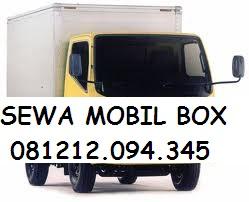 sewa mobil box untuk pindahan